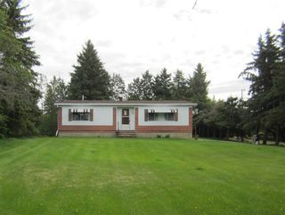 Photo 1: 545063 Hwy 893: Rural Vermilion River County Manufactured Home for sale : MLS®# E4200121