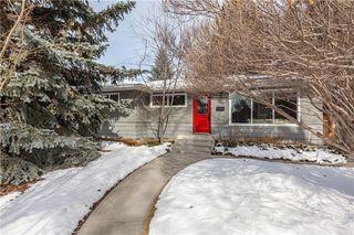 Photo 1: 100 HAVERHILL RD SW in Calgary: Haysboro RES for sale : MLS®# C4288337