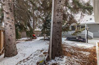 Photo 33: 100 HAVERHILL RD SW in Calgary: Haysboro RES for sale : MLS®# C4288337