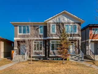 Photo 1: 7516 36 Avenue NW in Calgary: Bowness Semi Detached for sale : MLS®# A1019439