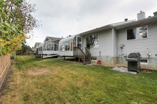 Photo 34: 6 903 109 Street in Edmonton: Zone 16 House Half Duplex for sale : MLS®# E4217883