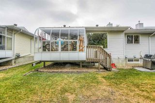 Photo 33: 6 903 109 Street in Edmonton: Zone 16 House Half Duplex for sale : MLS®# E4217883