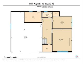 Photo 29: 10427 Wapiti Drive SE in Calgary: Willow Park Detached for sale : MLS®# A1048790