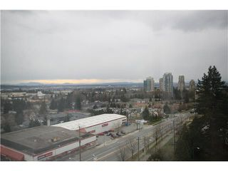"""Photo 10: 1306 7328 ARCOLA Street in Burnaby: Highgate Condo for sale in """"ESPRIT I"""" (Burnaby South)  : MLS®# V934638"""