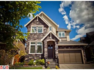 """Photo 1: 2676 163A Street in Surrey: Grandview Surrey House for sale in """"MORGAN HEIGHTS"""" (South Surrey White Rock)  : MLS®# F1213468"""