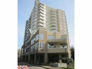 "Main Photo: 1102 9830 WHALLEY Boulevard in Surrey: Whalley Condo for sale in ""BALMORAL COURT"" (North Surrey)  : MLS®# F1223343"