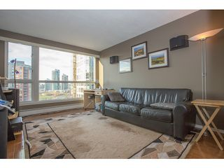 "Photo 8: 1005 283 DAVIE Street in Vancouver: Yaletown Condo for sale in ""PACIFIC PLAZA"" (Vancouver West)  : MLS®# V987240"