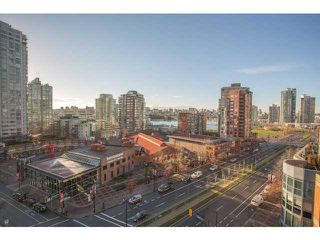 "Photo 3: 1005 283 DAVIE Street in Vancouver: Yaletown Condo for sale in ""PACIFIC PLAZA"" (Vancouver West)  : MLS®# V987240"