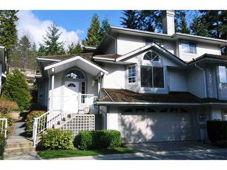 "Photo 1: 149 101 PARKSIDE Drive in Port Moody: Heritage Mountain Townhouse for sale in ""TREETOPS"" : MLS®# V994969"