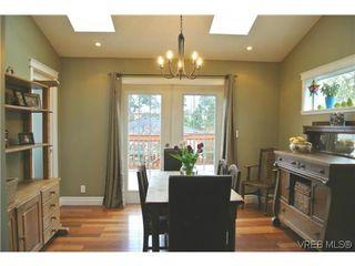 Photo 7: 870 Brett Avenue in VICTORIA: SE Swan Lake Single Family Detached for sale (Saanich East)  : MLS®# 320688