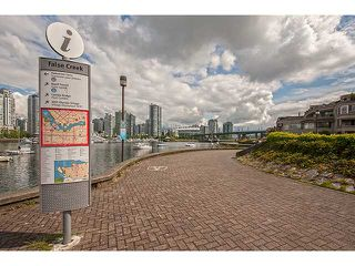 """Photo 9: 805 518 MOBERLY Road in Vancouver: False Creek Condo for sale in """"Newport Quay"""" (Vancouver West)  : MLS®# V1008800"""
