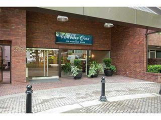"""Photo 10: 805 518 MOBERLY Road in Vancouver: False Creek Condo for sale in """"Newport Quay"""" (Vancouver West)  : MLS®# V1008800"""