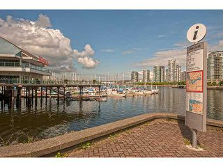 """Photo 8: 805 518 MOBERLY Road in Vancouver: False Creek Condo for sale in """"Newport Quay"""" (Vancouver West)  : MLS®# V1008800"""