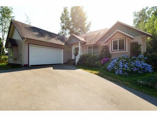Photo 2: 6677 267TH ST in Langley: County Line Glen Valley House for sale : MLS®# F1424854