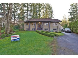 Main Photo: 34737 MT BLANCHARD DR in Abbotsford: Abbotsford East House for sale : MLS®# F1434778