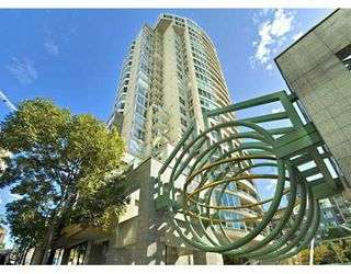 "Photo 1: 1605 1500 HOWE ST in Vancouver: False Creek North Condo for sale in ""THE DISCOVERY"" (Vancouver West)  : MLS®# V610831"