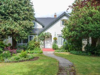 Photo 4: 3736 QUESNEL DRIVE in Vancouver: Arbutus House for sale (Vancouver West)  : MLS®# R2074584