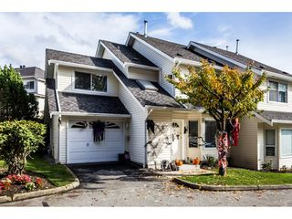 Photo 1: 8 11588 232 STREET in Maple Ridge: Cottonwood MR Townhouse for sale : MLS®# R2318023