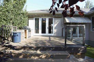 Photo 47: 4 KINGSMOOR Close: St. Albert House for sale : MLS®# E4179493