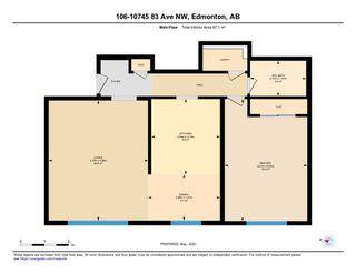 Photo 33: 106 10745 83 Avenue in Edmonton: Zone 15 Condo for sale : MLS®# E4197797