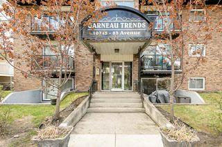 Photo 30: 106 10745 83 Avenue in Edmonton: Zone 15 Condo for sale : MLS®# E4197797