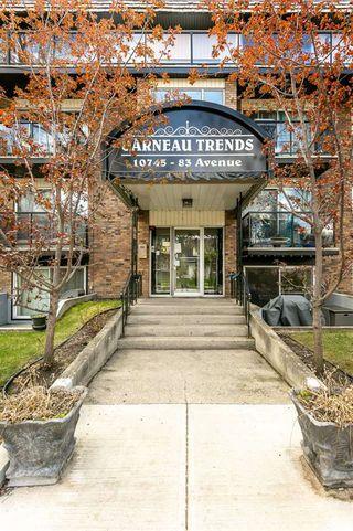 Photo 31: 106 10745 83 Avenue in Edmonton: Zone 15 Condo for sale : MLS®# E4197797