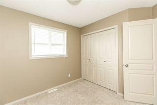 Photo 19: 18 AUSTIN Court: Spruce Grove House Half Duplex for sale : MLS®# E4204012