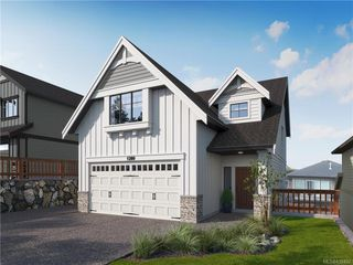 Main Photo: 1280 Flint Ave in Langford: La Bear Mountain Single Family Detached for sale : MLS®# 838492