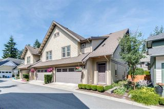 """Main Photo: 11 9235 MCBRIDE Street in Langley: Fort Langley Townhouse for sale in """"MCBRIDE STATION"""" : MLS®# R2496828"""