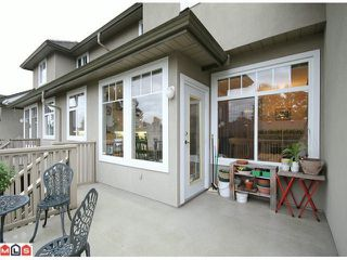 """Photo 9: 15 15151 26TH Avenue in Surrey: Sunnyside Park Surrey Townhouse for sale in """"WEST GLEN"""" (South Surrey White Rock)  : MLS®# F1202634"""