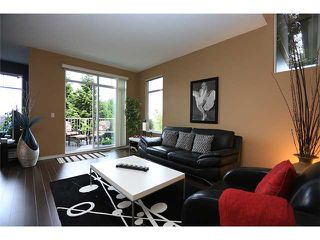 "Photo 5: # 1 1486 JOHNSON ST in Coquitlam: Westwood Plateau Townhouse for sale in ""STONEY CREEK"" : MLS®# V1008435"