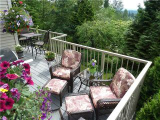 "Photo 8: # 1 1486 JOHNSON ST in Coquitlam: Westwood Plateau Townhouse for sale in ""STONEY CREEK"" : MLS®# V1008435"