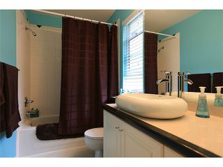 """Photo 13: # 1 1486 JOHNSON ST in Coquitlam: Westwood Plateau Townhouse for sale in """"STONEY CREEK"""" : MLS®# V1008435"""