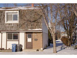Photo 2: 1024 Buchanan Boulevard in WINNIPEG: Westwood / Crestview Condominium for sale (West Winnipeg)  : MLS®# 1320553