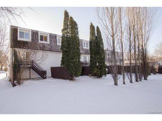 Photo 3: 1024 Buchanan Boulevard in WINNIPEG: Westwood / Crestview Condominium for sale (West Winnipeg)  : MLS®# 1320553