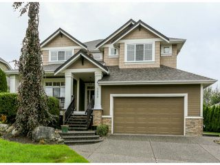"Photo 1: 5888 163B Street in Surrey: Cloverdale BC House for sale in ""The Highlands"" (Cloverdale)  : MLS®# F1321640"