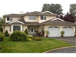 Photo 1:  in VICTORIA: SE Cordova Bay House for sale (Saanich East)  : MLS®# 446111