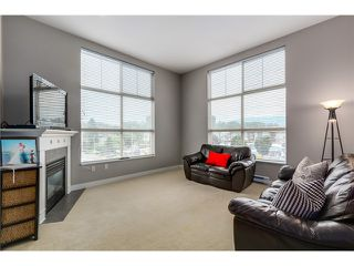 Photo 1: # 413 2478 SHAUGHNESSY ST in Port Coquitlam: Central Pt Coquitlam Condo for sale : MLS®# V1085384