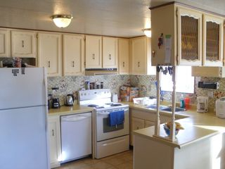 Photo 2: 1348 Foort Rd in Kamloops: Pritchard Manufactured Home for sale : MLS®# 125609
