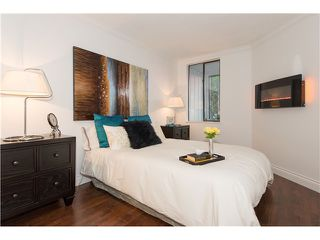 Photo 6: 414 1040 PACIFIC Street in VANCOUVER: West End VW Condo for sale (Vancouver West)  : MLS®# V1053599