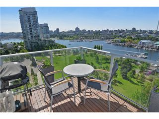 Photo 13: # 1206 638 BEACH CR in Vancouver: Yaletown Condo for sale (Vancouver West)  : MLS®# V1125146