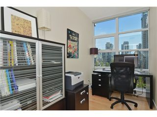 Photo 10: # 1206 638 BEACH CR in Vancouver: Yaletown Condo for sale (Vancouver West)  : MLS®# V1125146