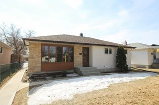 Photo 1: 120 Edward Avenue West - Transcona Home For Sale