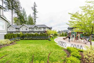 Photo 20: 45 3470 HIGHLAND DRIVE in Coquitlam: Burke Mountain Townhouse for sale : MLS®# R2266247