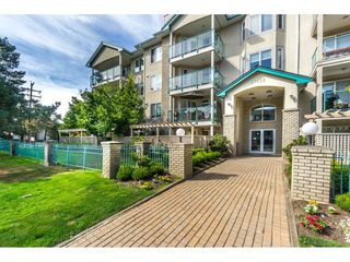 """Photo 1: 208 20433 53 Avenue in Langley: Langley City Condo for sale in """"Countryside Estates"""" : MLS®# R2388310"""