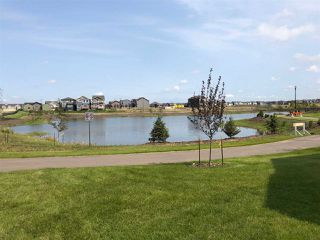 Photo 18: 315 Orchards Boulevard in Edmonton: Zone 53 House Half Duplex for sale : MLS®# E4179751