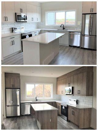Photo 2: 315 Orchards Boulevard in Edmonton: Zone 53 House Half Duplex for sale : MLS®# E4179751