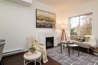 """Main Photo: 213 13958 108 Avenue in Surrey: Whalley Townhouse for sale in """"Aura Townhomes"""" (North Surrey)  : MLS®# R2422294"""