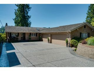 """Photo 1: 9839 HALL Street in Mission: Mission-West House for sale in """"Silvermere Lakefront"""" : MLS®# R2437429"""