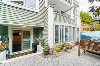 """Photo 20: 2 1949 W 8TH Avenue in Vancouver: Kitsilano Condo for sale in """"Villas Pacifica"""" (Vancouver West)  : MLS®# R2446767"""